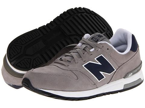 Adidasi New Balance - ML565 - Grey Suede
