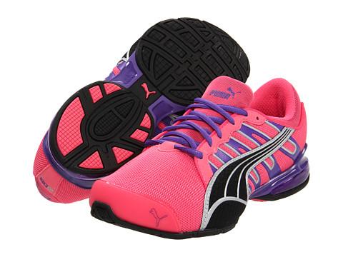 Adidasi PUMA - Voltaic 3 NM Wn\s - Fluorescent Pink/Team Violet/Black/Silver