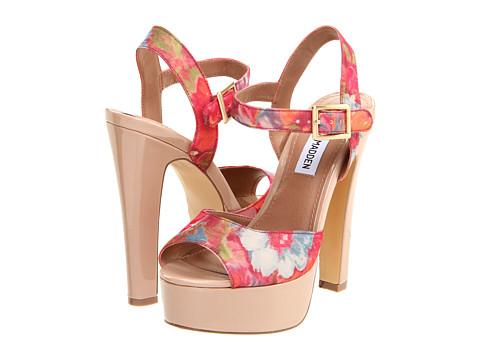 Sandale Steve Madden - Dynemt-F - Floral Multi