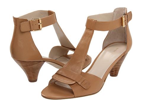 Pantofi Nine West - AtTheParty - Natural Leather