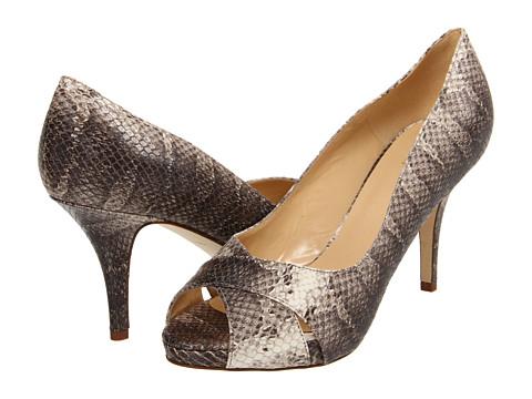 Pantofi Kate Spade New York - Billie - Taupe Shadow Snake Print