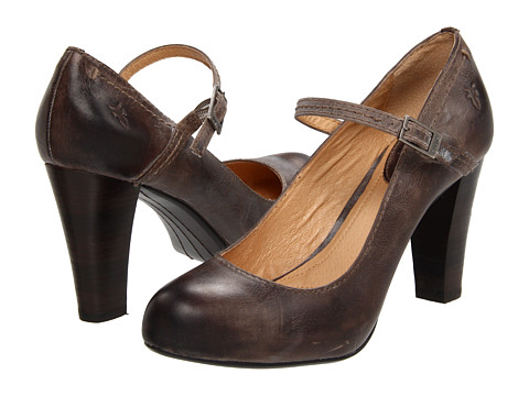 Pantofi Frye - Miranda MJ - Slate Burnished Antiqued Leather