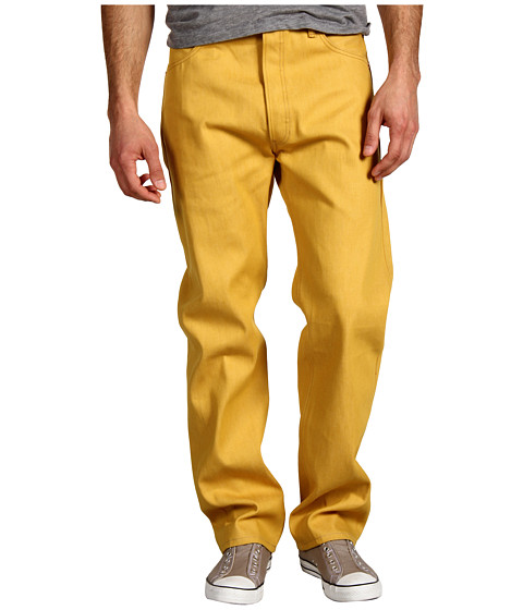 Blugi Levis - 501î Original Shrink-to-Fit Jeans - Yellow Rigid Shrink To Fit