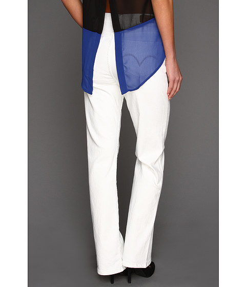 Blugi Levis - 512⢠Perfectly Slimming Boot Cut Jean - White Highlighter