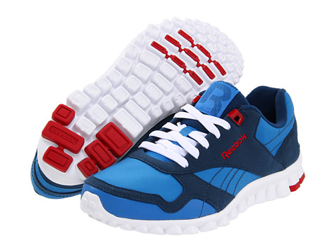 Adidasi Reebok - RealFlex Racer - Upbeat Blue/Industrial Blue/White/Excellent Red