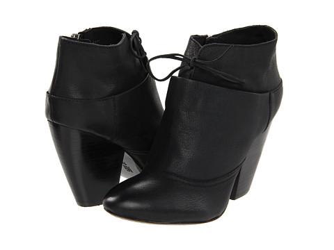 Ghete MIA - Ella - Black Leather