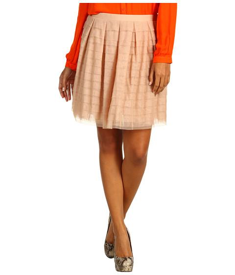 Fuste BCBGMAXAZRIA - Alegra Lace Skirt - Bare Pink