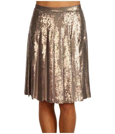 Fuste BCBGMAXAZRIA - Edna Sequin Skirt - Pumice Wash