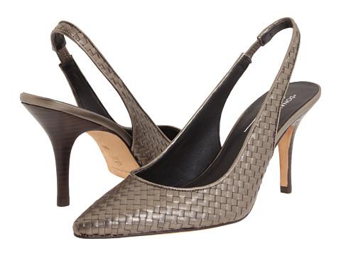 Pantofi Donald J Pliner - Cain - Smog Woven Nappa