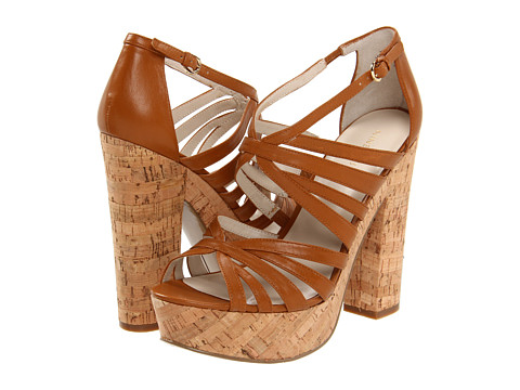 Sandale Nine West - AllAccess - Dark Natural Leather