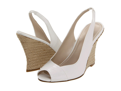 Sandale Nine West - AllGood - White Synthetic