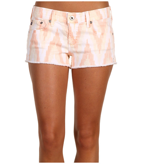 Blugi AG Adriano Goldschmied - Daisy Short Ikat Twill - Orange
