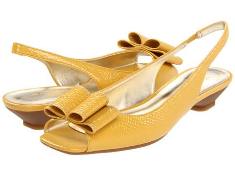 Sandale Anne Klein - Jadon - Yellow Patent