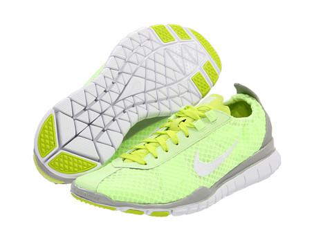 Adidasi Nike - Free TR Twist - Liquid Lime/Granite/Cyber/White