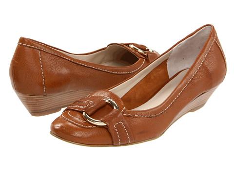 Pantofi Nine West - Travas - Dark Natural Leather