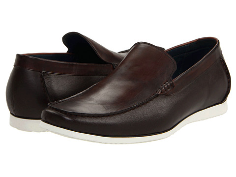 Pantofi Steve Madden - Atlee - Brown Leather