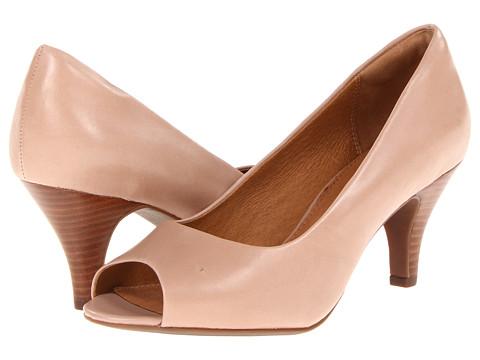 Pantofi Clarks - Cynthia Avant - Dusty Rose Leather