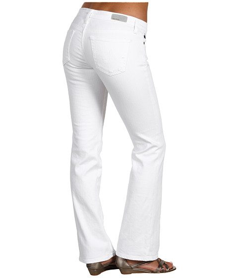 Blugi AG Adriano Goldschmied - Petite Angelina Bootcut in White - White