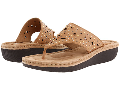Sandale Clarks - Latin Bolero - Honey Leather