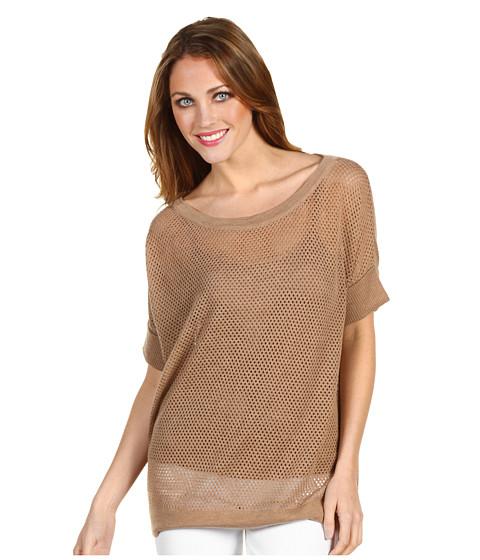 Tricouri Type Z - Sabine Knit Sweater - Mocha