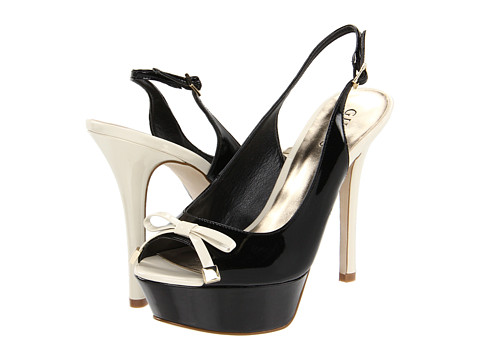 Sandale GUESS - Darcey - Black/Sub Ice