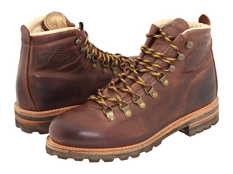 Ghete Frye - Cobb Hiker - Dark Brown Antique
