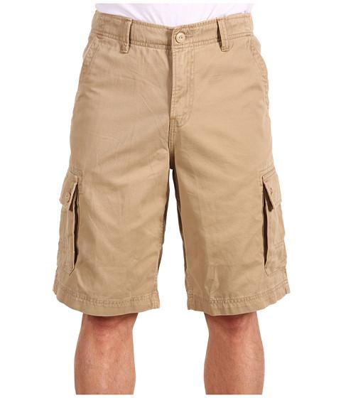 Pantaloni Lucky Brand - Safari Cargo Short - Earth Brown