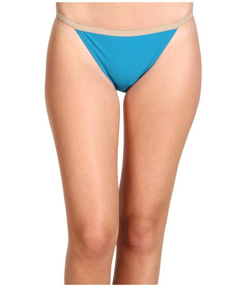 Special Vara Marc by Marc Jacobs - Simon Colorblock Bikini Bottom - Ocean Sapphire