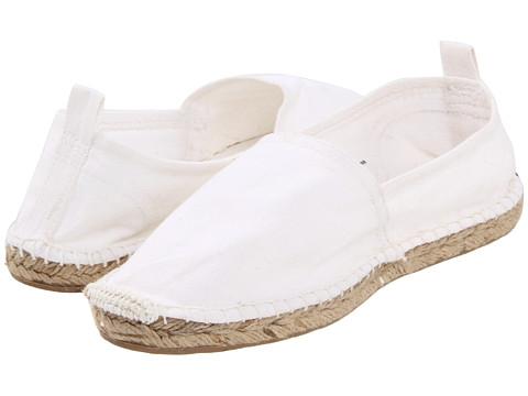 Balerini MIA - Malaga - White Fabric