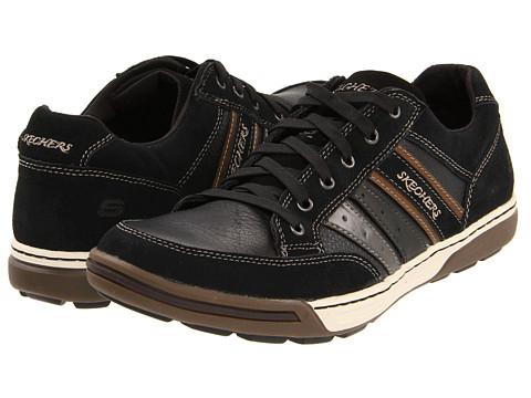 Adidasi SKECHERS - Rogan - Black