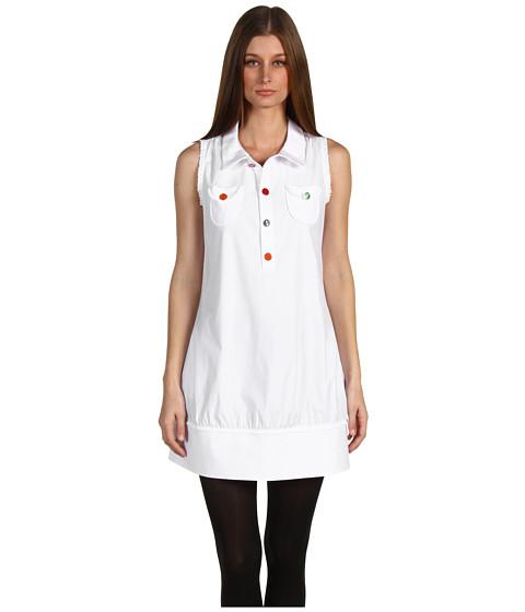 Rochii DSQUARED2 - Coco Smarties Dress - White
