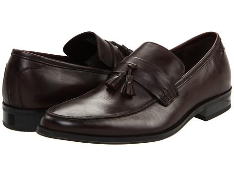 Pantofi Steve Madden - Prufe - Brown Leather