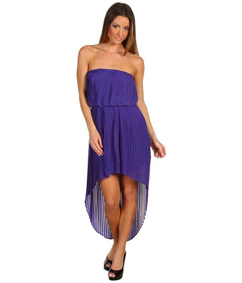 Rochii BCBGeneration - Pleat High Low Dress - Purple Passion