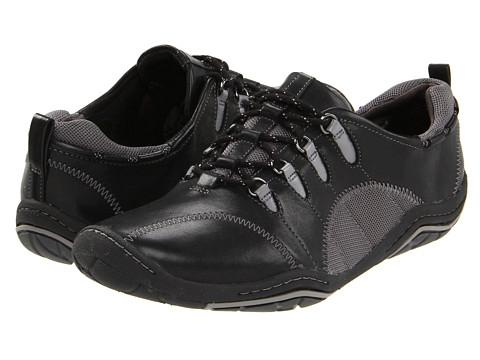 Adidasi Privo by Clarks - Freeform Lace Up - Black/Grey