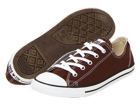 Adidasi Converse - Chuck Taylorî All Starî Dainty Ox - Chocolate