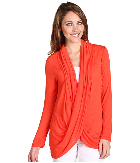 Bluze Gabriella Rocha - Anah Draped Top - Red