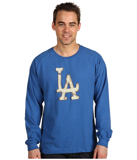 Tricouri Red Jacket - Los Angeles Dodgers Saga Sweatshirt - Royal