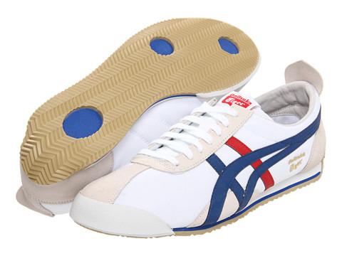 """Adidasi ASICS - Fencingâ""""¢ - White/Blue"""