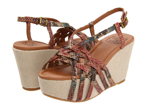 Sandale Lucky Brand - Stacey - Washed Bermuda
