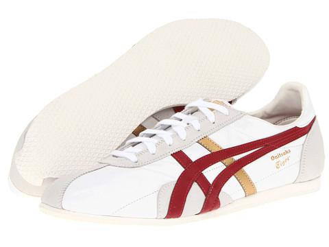 Adidasi ASICS - Runsparkâ⢠LE - White/Red