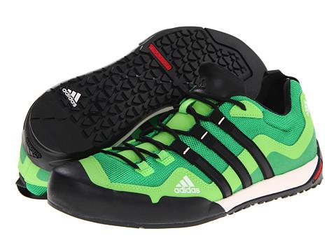 Adidasi adidas - Terrex Swift Solo - Real Green/Black/Ray Green