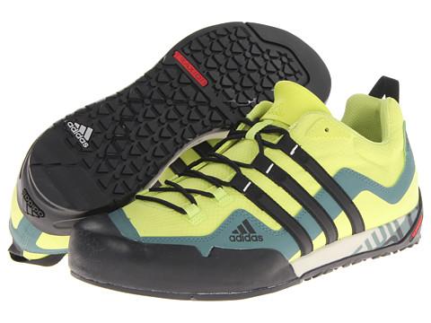 Adidasi adidas - Terrex Swift Solo - Bahia Glow/Black/Bahia Mint