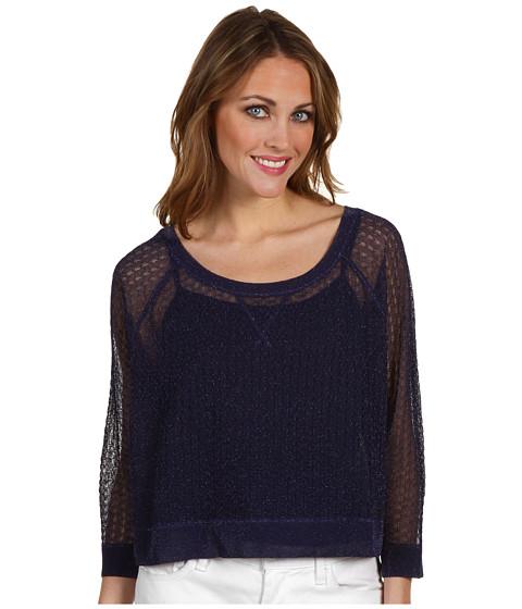 Bluze Betsey Johnson - Sweater Sweatshirt - Navy