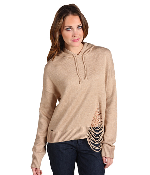 Pulovere Volcom &#8211; Cat Fight Pull-Over &#8211; Sand Brown