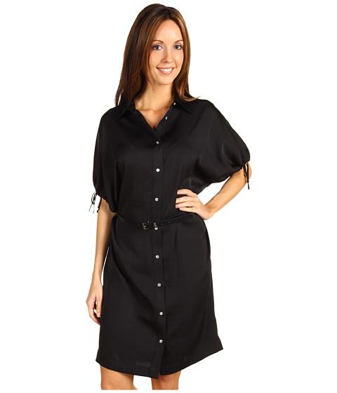 Rochii Anne Klein - Shirtdress - Black