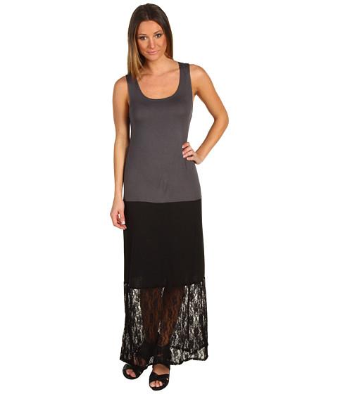 Rochii Christin Michaels - Natasha Dress - Charcoal/Black