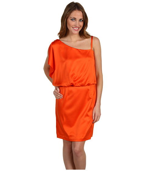 Rochii Jessica Simpson - Flutter Sleeve Dress - Red