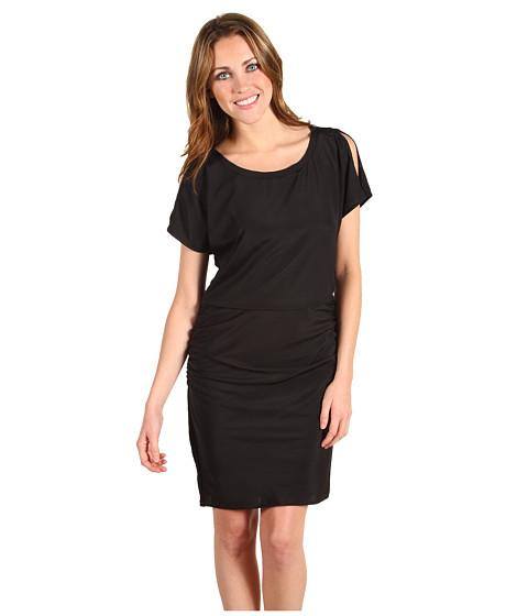 Rochii Jessica Simpson - Peekaboo Sleeve Dress - Black