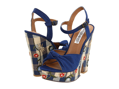 Sandale Naughty Monkey - Garden - Blue Denim