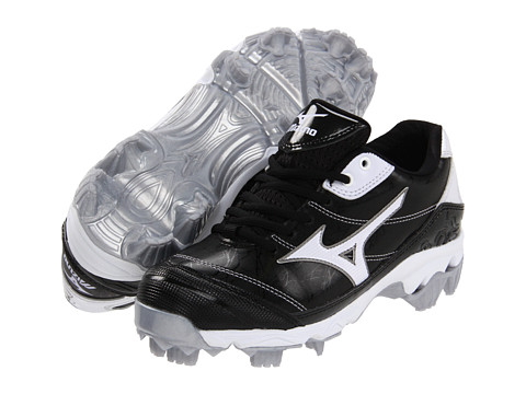 Adidasi Mizuno - 9-Spikeâ⢠Finch 5 Low - Black/White